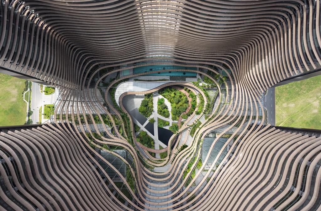 Green Heart – Marina One Singapore - Ingenhoven Architects - Singapore - 9
