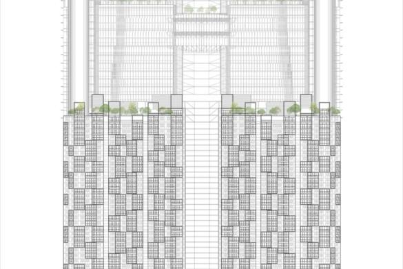 Green-Heart-–-Marina-One-Singapore-Ingenhoven-Architects-Singapore-drawing-17.