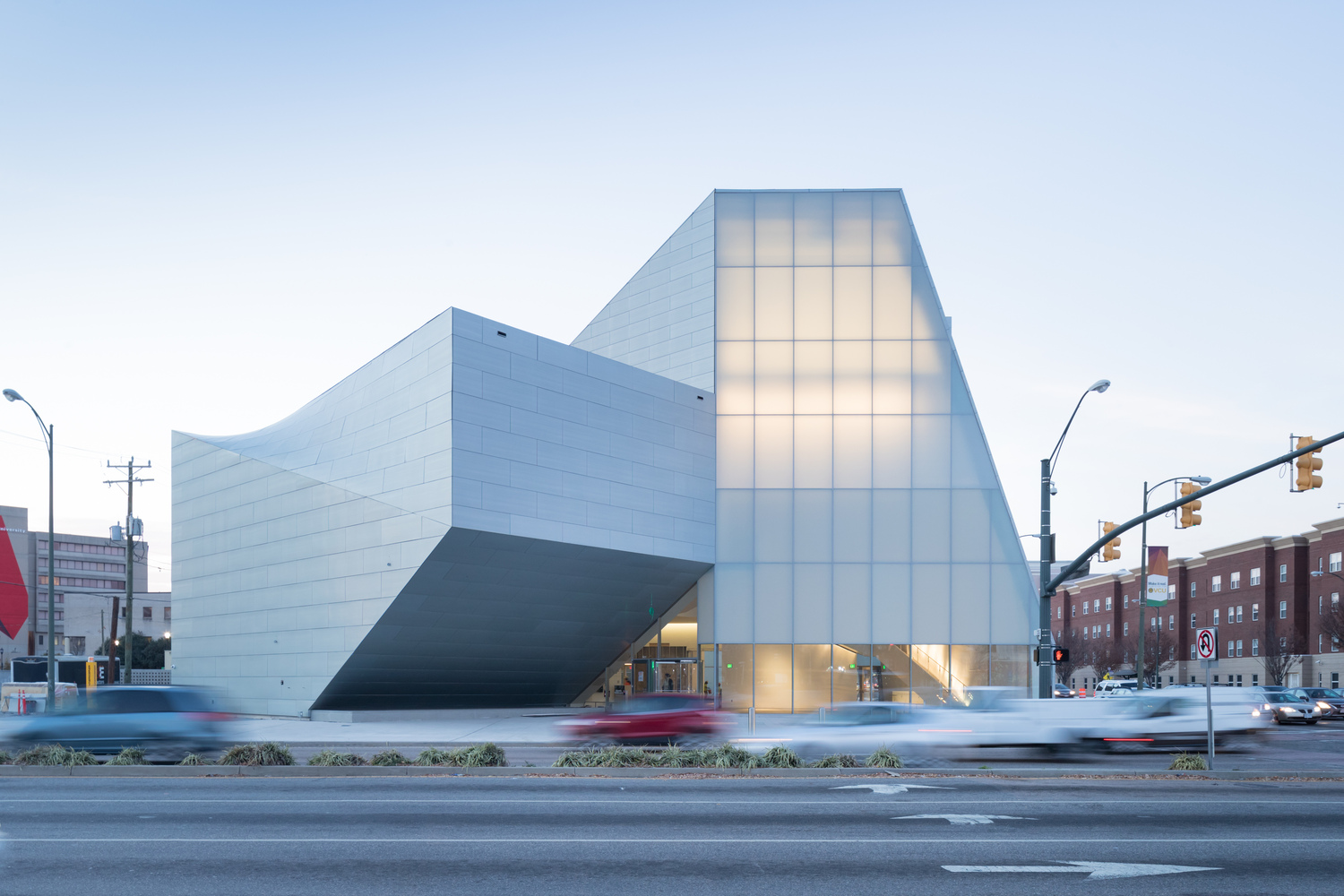 Institute for Contemporary Art - Steve Holl Architects - IGS Magazine - 1