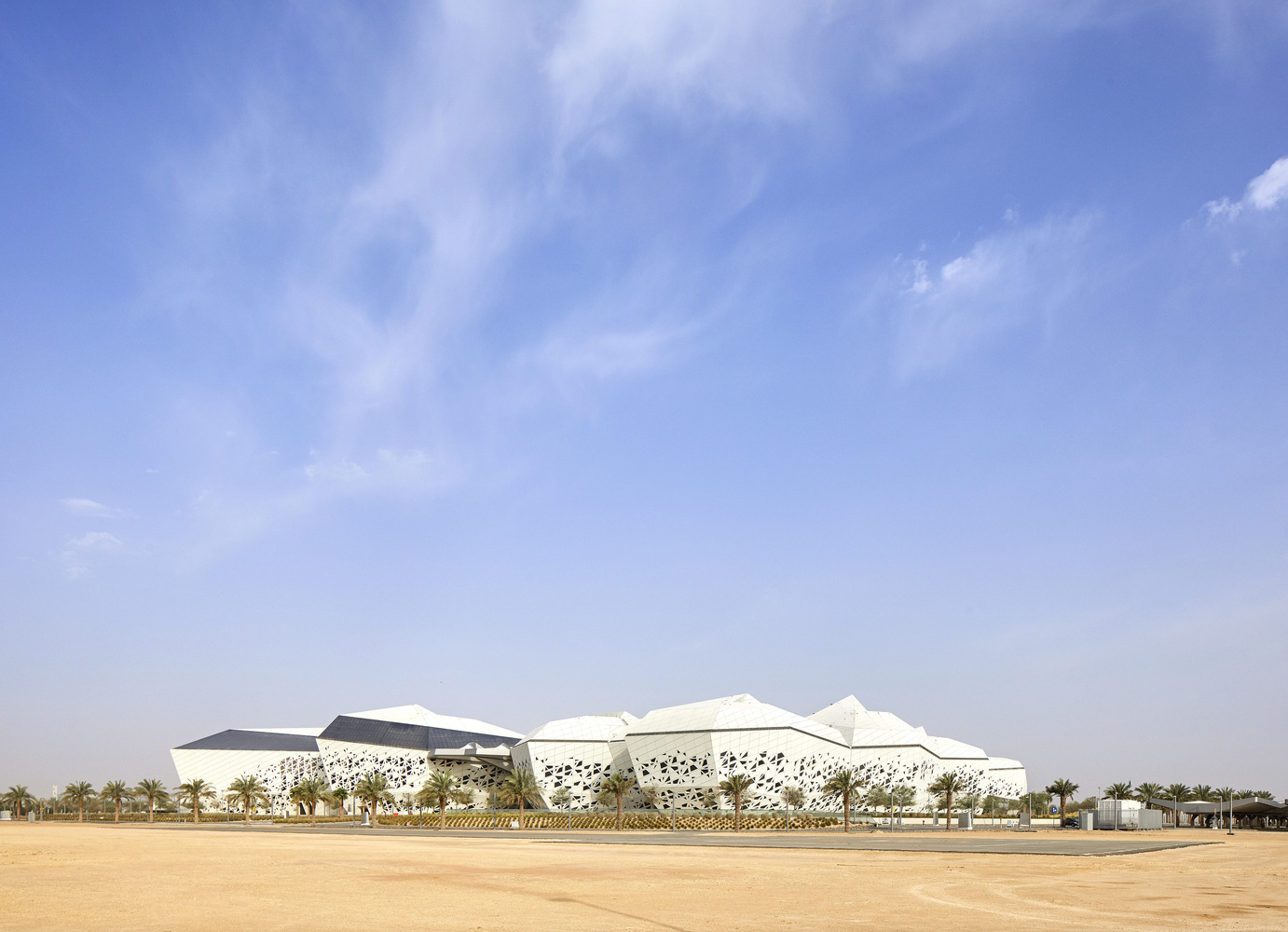 King Abdullah Petroleum Studies and Research Centre - Zaha Hadid Architects - projects - IGS Magazine - news - 13