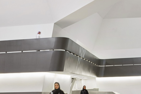 King Abdullah Petroleum Studies and Research Centre - Zaha Hadid Architects - projects - IGS Magazine - news - 15
