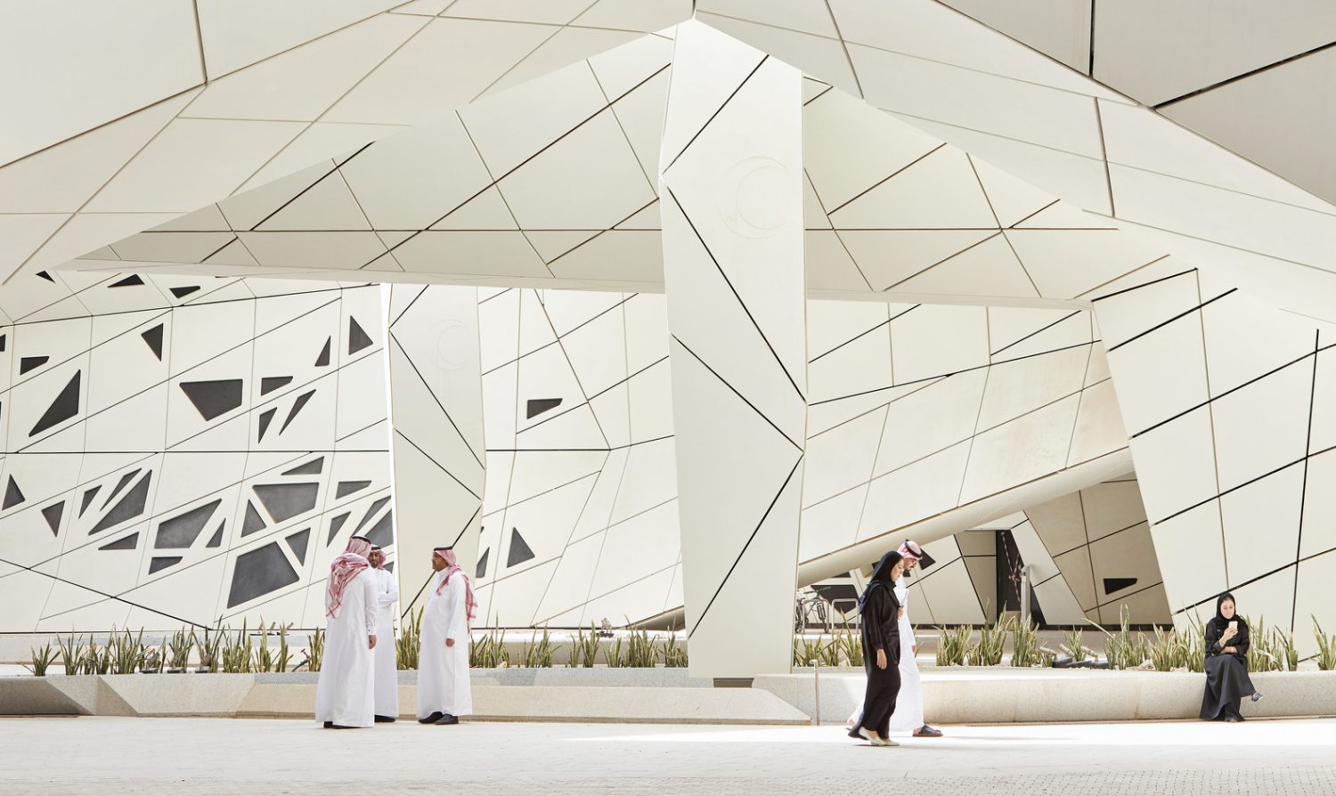King Abdullah Petroleum Studies and Research Centre - Zaha Hadid Architects - projects - IGS Magazine - news - 19