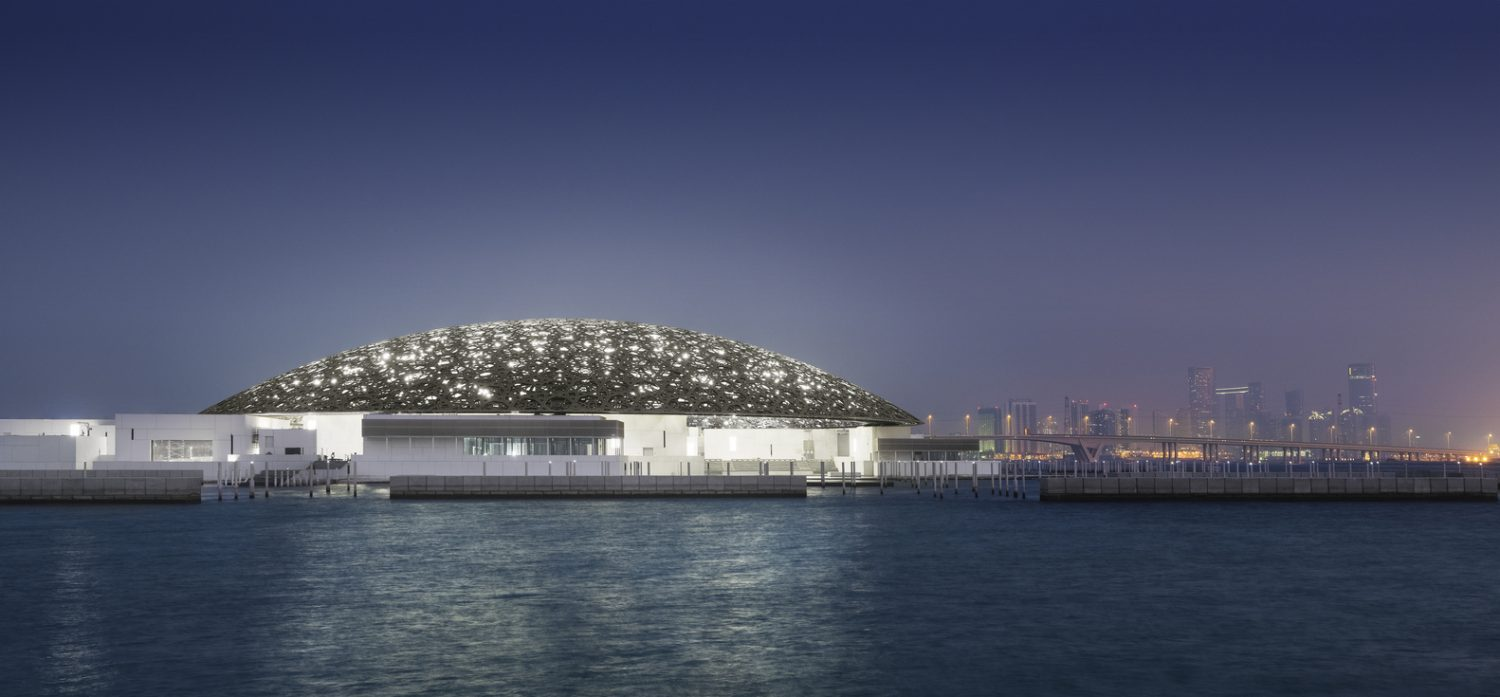 Louvre Abu Dhabi - Ateliers Jean Nouvel - Top 5 - IGS Magazine - Facade - 1