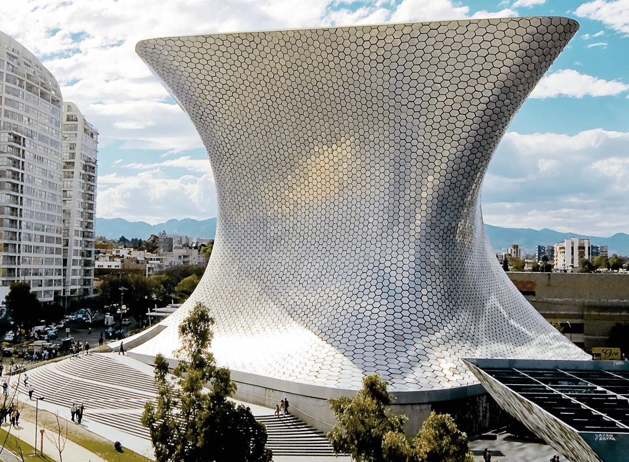 Museo Soumaya - FR-EE Fernando Romero Enterprise - IGS Magazine - Top 5 - Features - 1