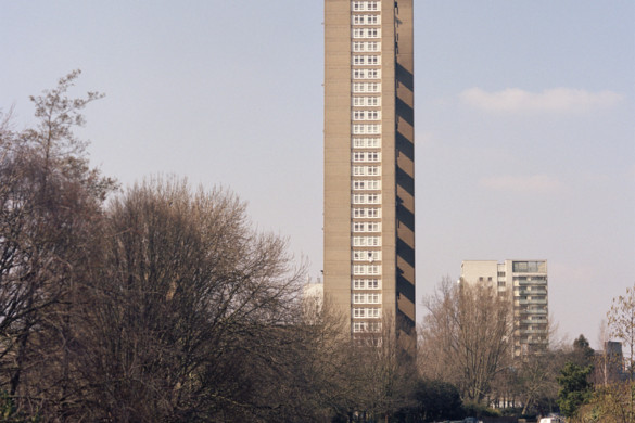 IGS Through the Lens (Part 5): Utopia Photo Series Captures London's Brutalist Architecture