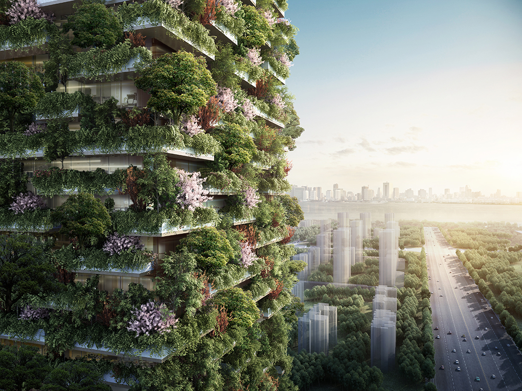 Vertical Forest Towers - Stefano Boeri Architetti - China - IGS Magazine -2