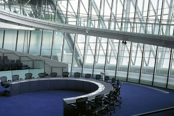 city hall - foster + partners - london - igs nostalgia - 3