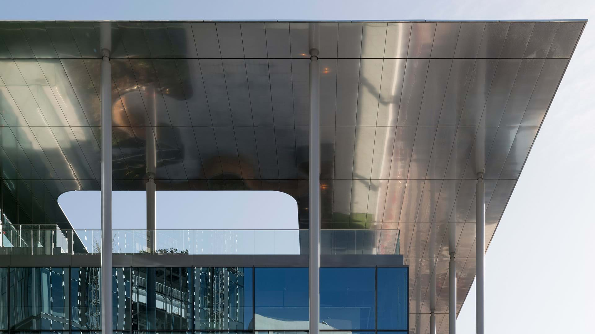 BBC Headquarters - Wales - Foster + Partners - IGS Magazine - Press Release - 7