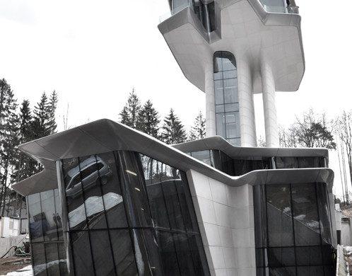 Capital Hill Residence - Zaha Hadid - IGS Magazine - Russia - Private - Architecture - 10
