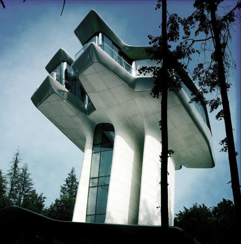 Capital Hill Residence - Zaha Hadid - IGS Magazine - Russia - Private - Architecture - 12