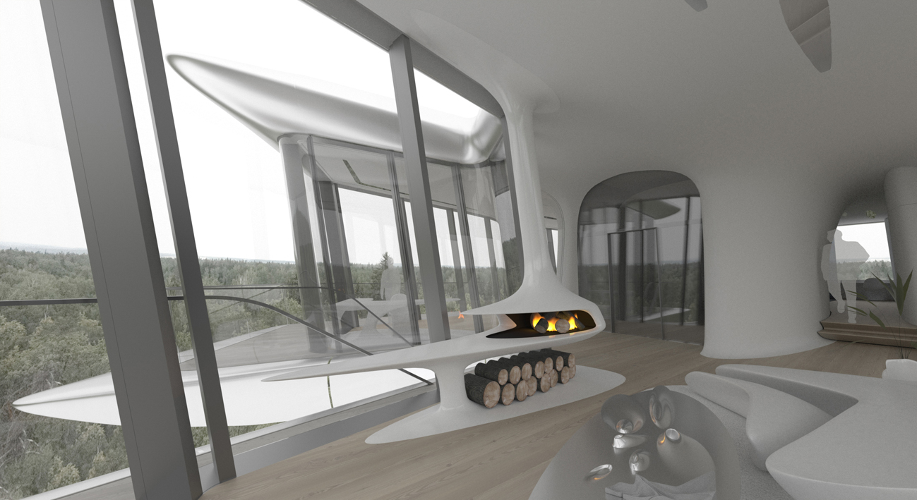 Capital Hill Residence - Zaha Hadid - IGS Magazine - Russia - Private - Architecture - 18