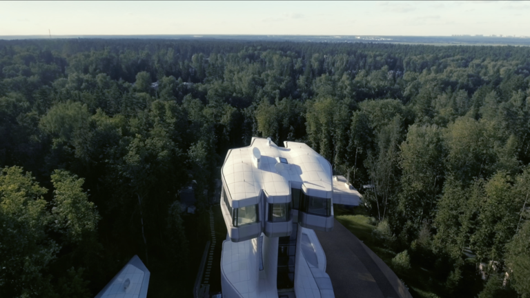 Capital Hill Residence - Zaha Hadid - IGS Magazine - Russia - Private - Architecture - 2