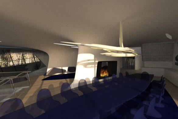 Capital Hill Residence - Zaha Hadid - IGS Magazine - Russia - Private - Architecture - 21