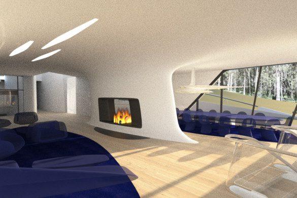 Capital Hill Residence - Zaha Hadid - IGS Magazine - Russia - Private - Architecture - 22