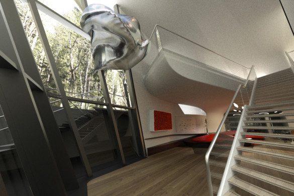Capital Hill Residence - Zaha Hadid - IGS Magazine - Russia - Private - Architecture - 23
