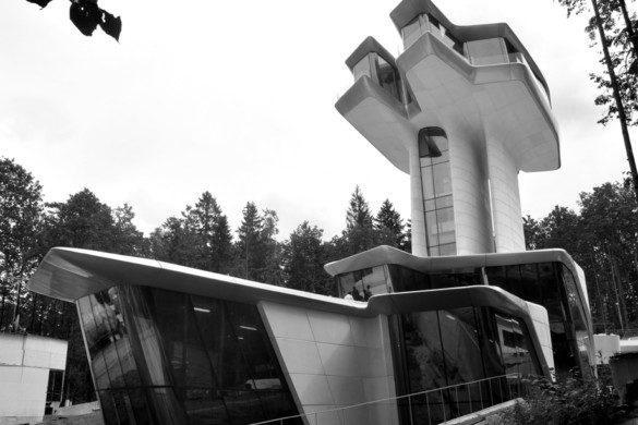 Capital Hill Residence - Zaha Hadid - IGS Magazine - Russia - Private - Architecture - 6