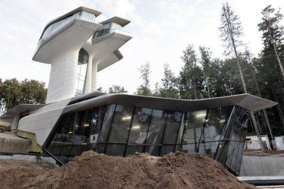 Capital Hill Residence - Zaha Hadid - IGS Magazine - Russia - Private - Architecture - 8
