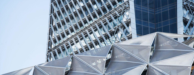 Capital Market Authority Tower - HOK Architects - opening 2018 - IGS Magazine - 2