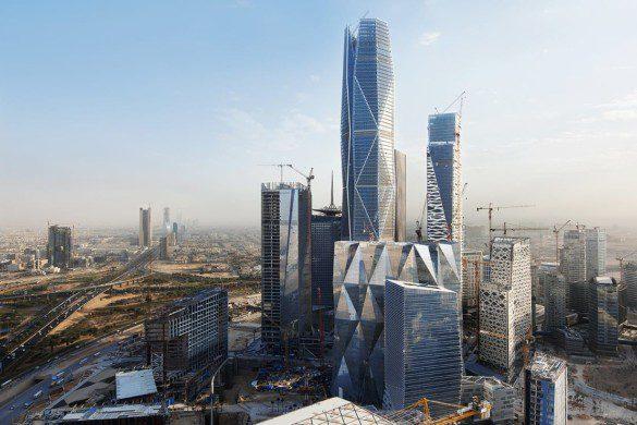 Capital Market Authority Tower - HOK Architects - opening 2018 - IGS Magazine - 6