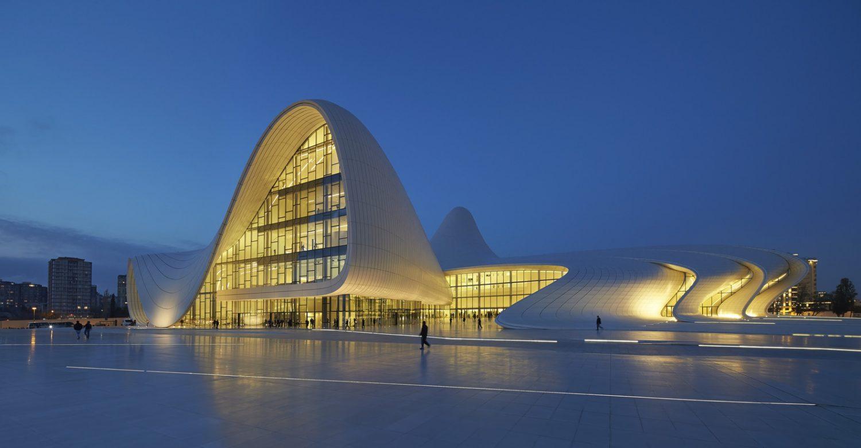Heydar Aliyev Center-Zaha Hadid Architects-IGS Nostalgia-Architectural Photography-11