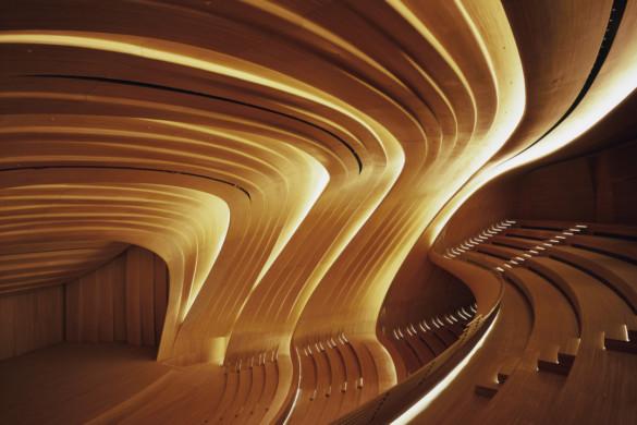Heydar Aliyev Center-Zaha Hadid Architects-IGS Nostalgia-Architectural Photography-12