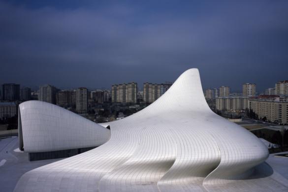 Heydar Aliyev Center-Zaha Hadid Architects-IGS Nostalgia-Architectural Photography-13