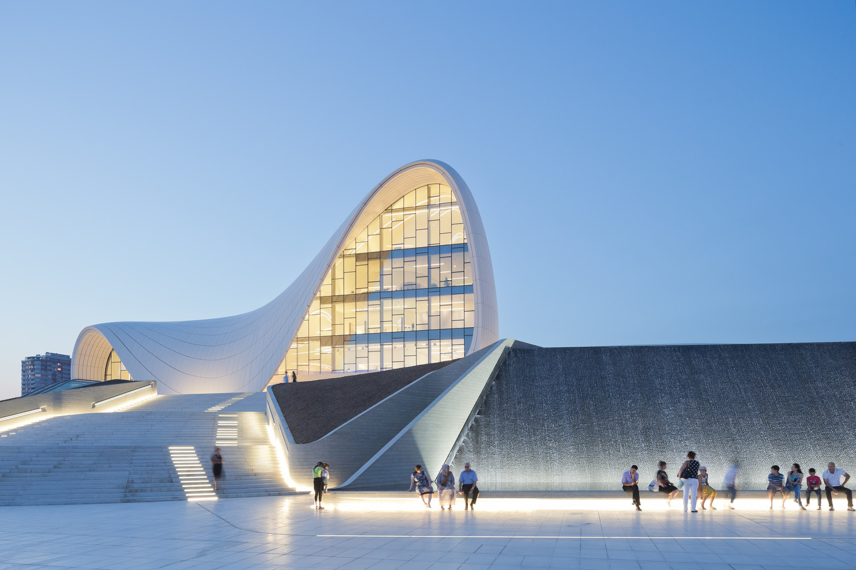 Heydar Aliyev Center-Zaha Hadid Architects-IGS Nostalgia-Architectural Photography-14