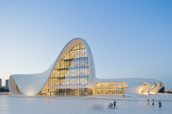 IGS Nostalgia (Episode 5): Heydar Aliyev Center | Zaha Hadid Architects