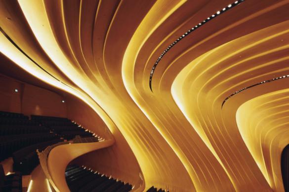 Heydar Aliyev Center-Zaha Hadid Architects-IGS Nostalgia-Architectural Photography-21