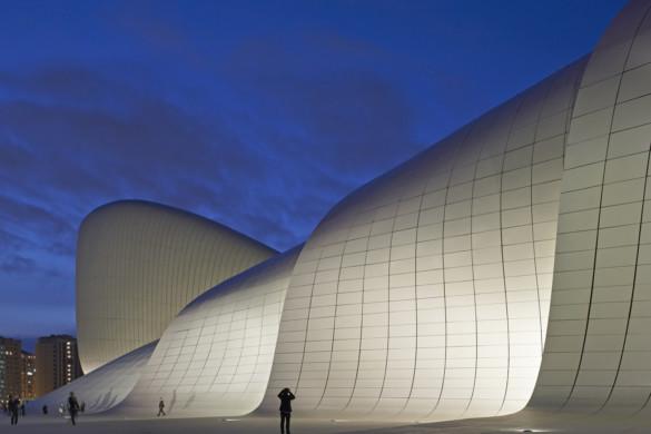 Heydar Aliyev Center-Zaha Hadid Architects-IGS Nostalgia-Architectural Photography-22