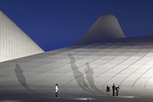 Heydar Aliyev Center-Zaha Hadid Architects-IGS Nostalgia-Architectural Photography-24