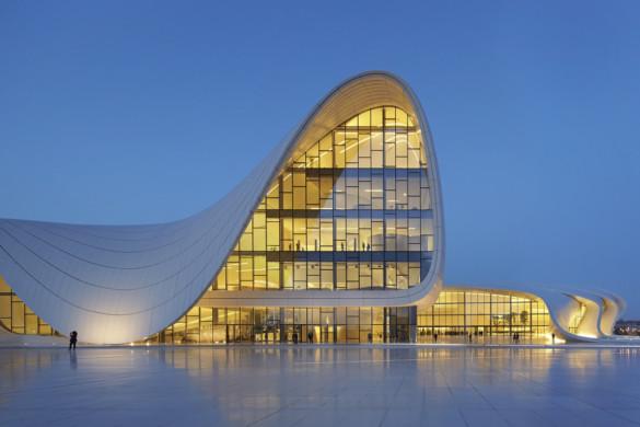 Heydar Aliyev Center-Zaha Hadid Architects-IGS Nostalgia-Architectural Photography-26