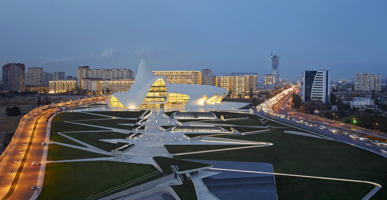 Heydar Aliyev Center-Zaha Hadid Architects-IGS Nostalgia-Architectural Photography-28