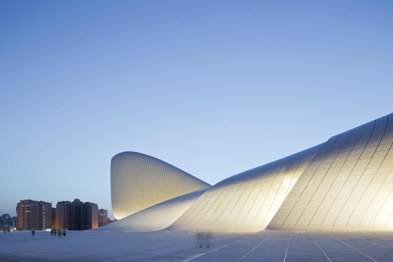 Heydar Aliyev Center-Zaha Hadid Architects-IGS Nostalgia-Architectural Photography-3