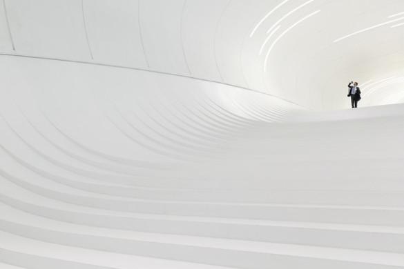Heydar Aliyev Center-Zaha Hadid Architects-IGS Nostalgia-Architectural Photography-33