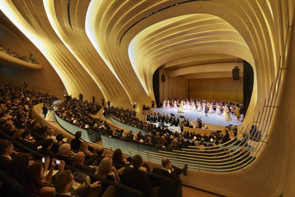 Heydar Aliyev Center-Zaha Hadid Architects-IGS Nostalgia-Architectural Photography-34