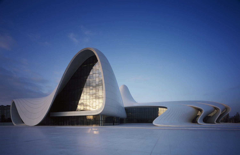 Heydar Aliyev Center-Zaha Hadid Architects-IGS Nostalgia-Architectural Photography-35