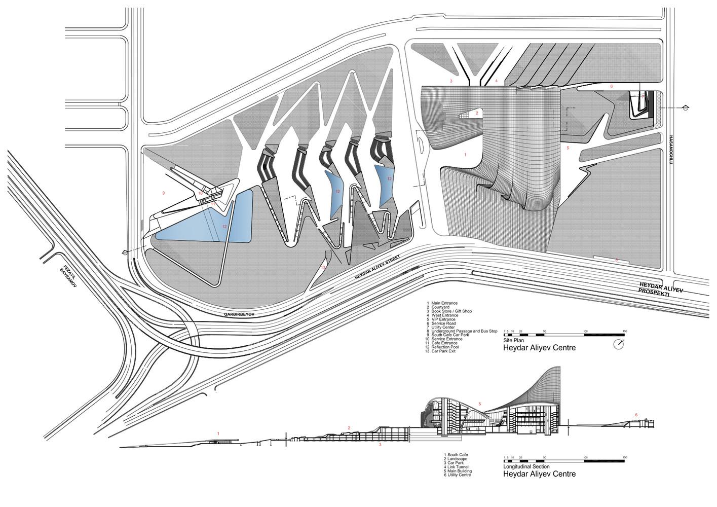 Heydar Aliyev Center-Zaha Hadid Architects-IGS Nostalgia-Architectural Photography-39