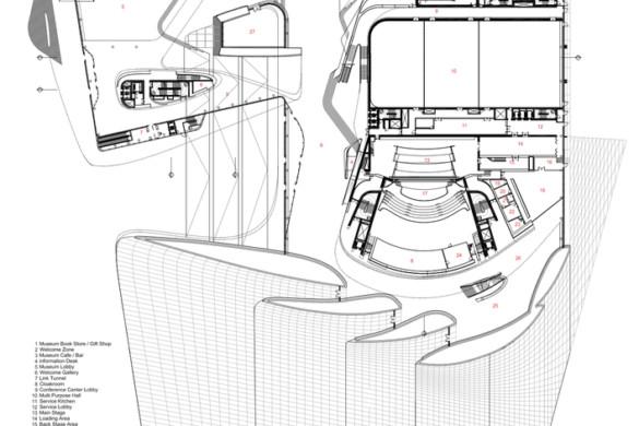 Heydar Aliyev Center-Zaha Hadid Architects-IGS Nostalgia-Architectural Photography-40