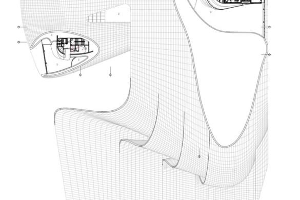 Heydar Aliyev Center-Zaha Hadid Architects-IGS Nostalgia-Architectural Photography-45