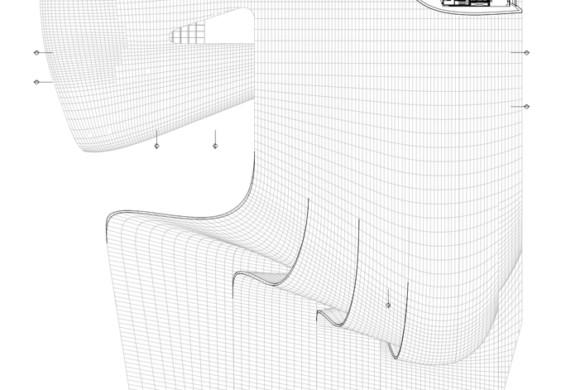 Heydar Aliyev Center-Zaha Hadid Architects-IGS Nostalgia-Architectural Photography-48