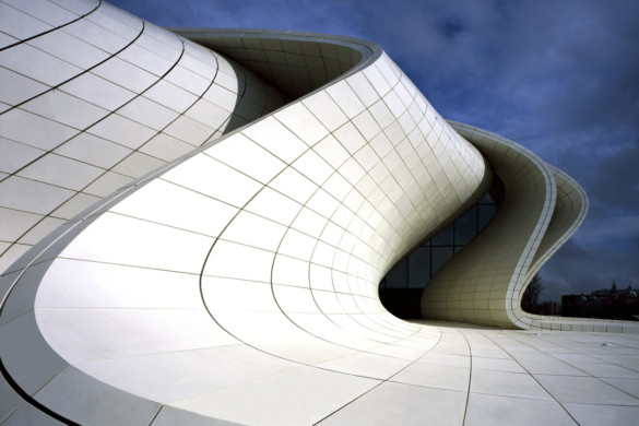 Heydar Aliyev Center-Zaha Hadid Architects-IGS Nostalgia-Architectural Photography-5