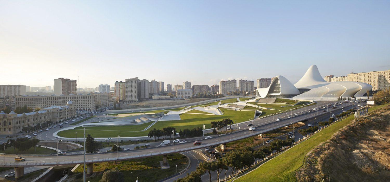 Heydar Aliyev Center-Zaha Hadid Architects-IGS Nostalgia-Architectural Photography-8