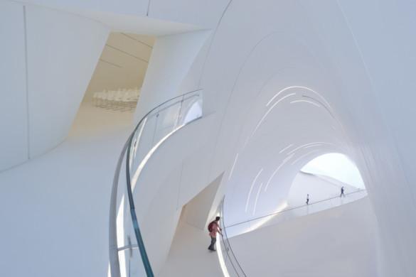 Heydar Aliyev Center-Zaha Hadid Architects-IGS Nostalgia-Architectural Photography-9