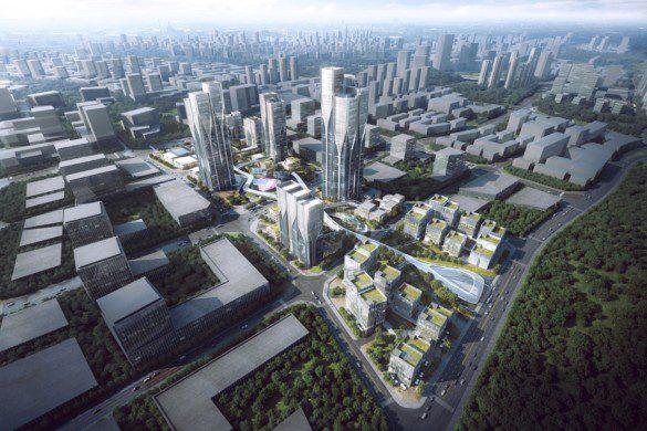 IGS Magazine-News-Mixed-Use-Vanke_Tianfu-Cloud-City-China-1