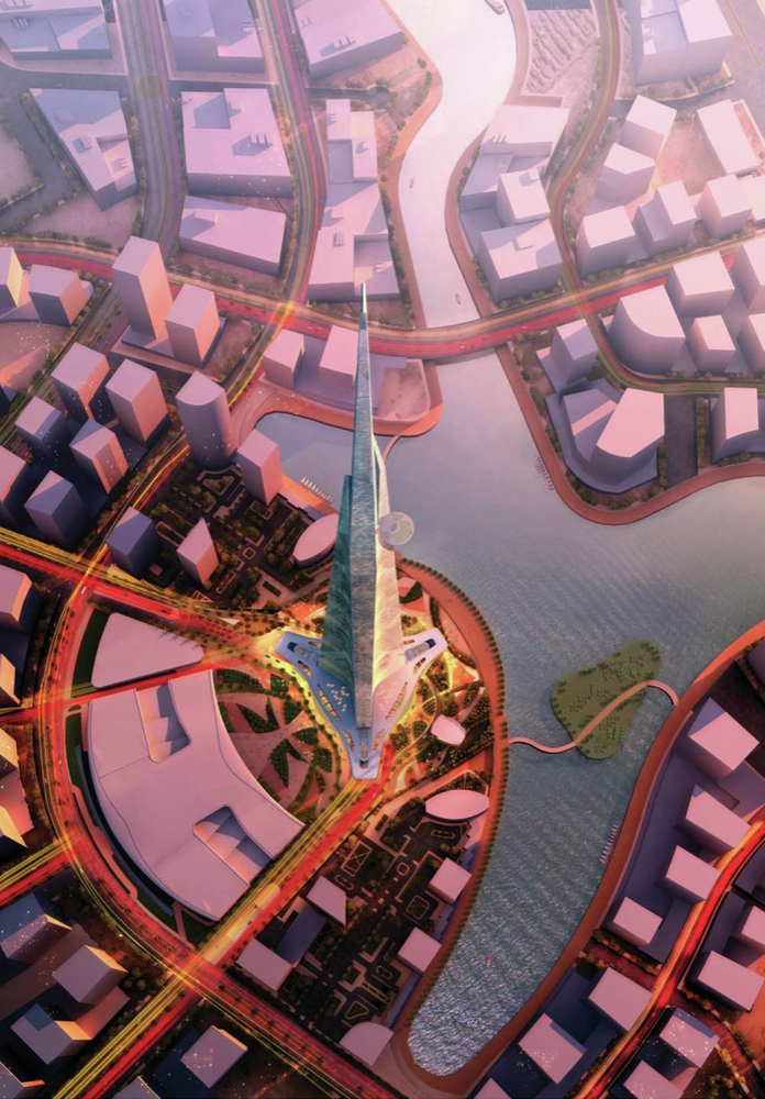 Jeddah Tower - Kingdom - Adrian Smith + Gordon Gill - IGS Magazine - Guardian Glass - Facade -2