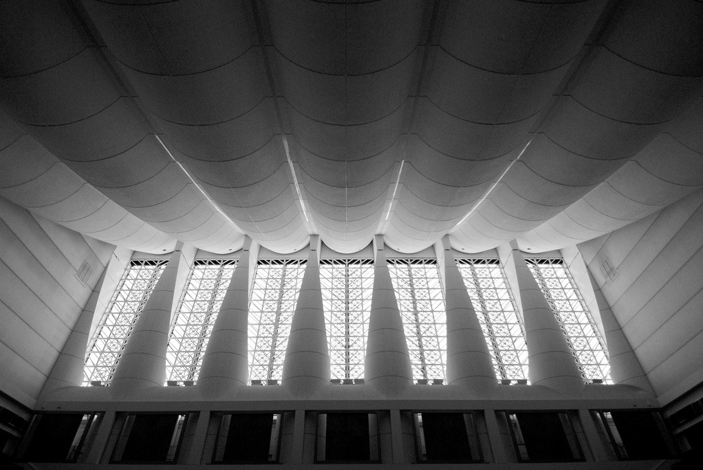 Kuwait National Assembly. Image © Jeffrey van der Wees