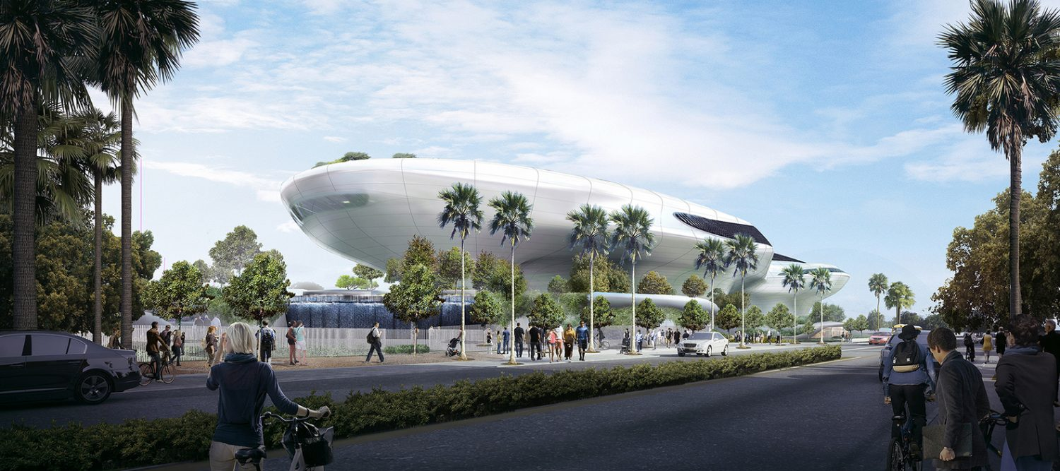 Lucas_Museum_of_Narrative_Street_View_courtesy_of_MAD_Architects-IGS Magazine