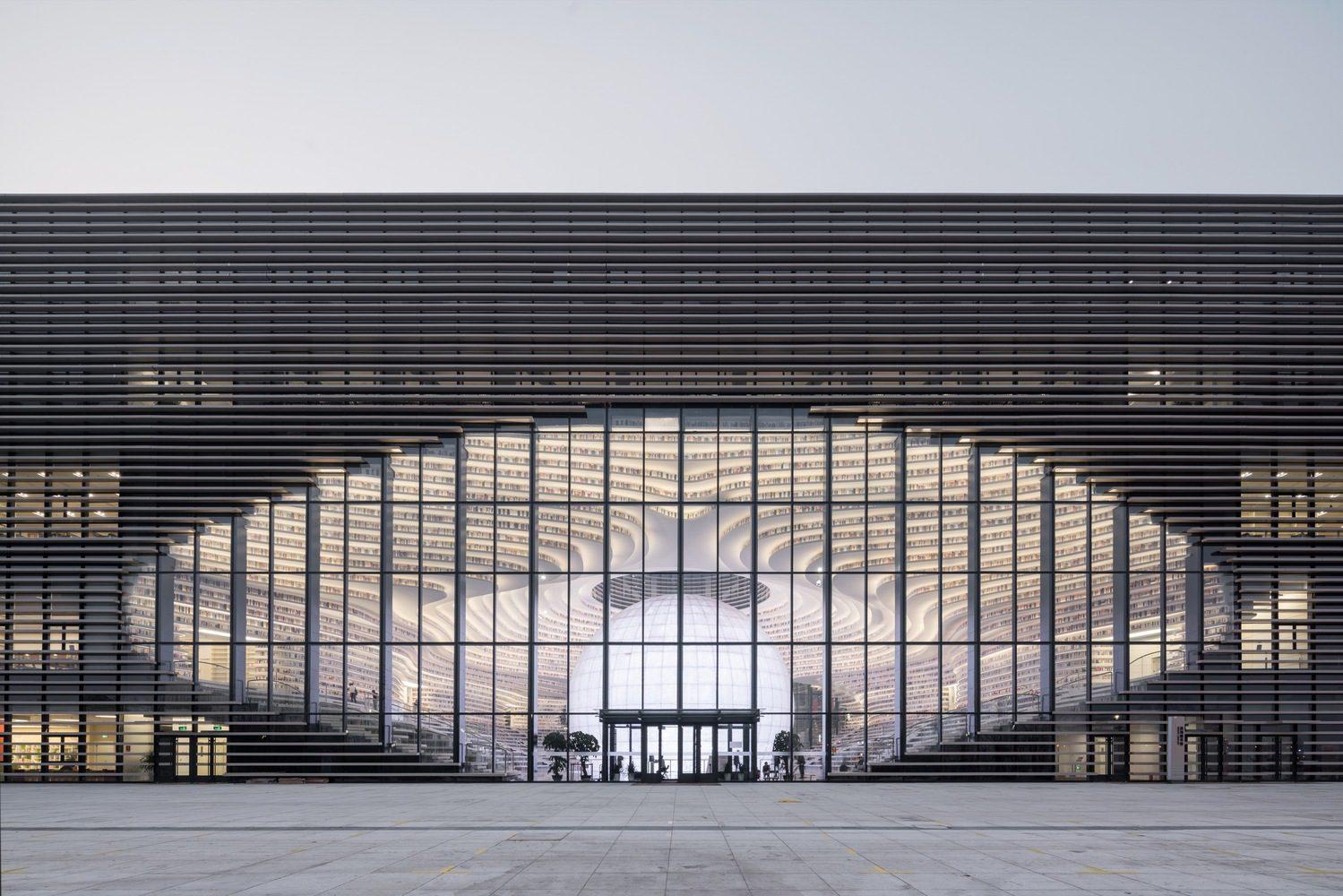 MVRDV - Tianjin Binhai Library - Ossip - IGS Magazine - Projects - 2