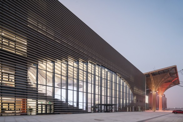 MVRDV - Tianjin Binhai Library - Ossip - IGS Magazine - Projects - 20